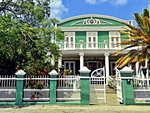 Curacao Willemstad Fort Amsterdam Shore Excursion Reservations
