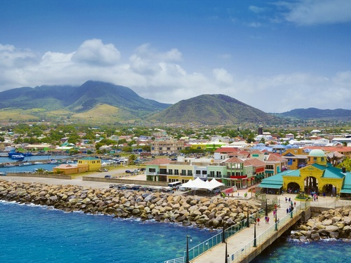 St. Kitts bloody point Cruise Excursion Tickets