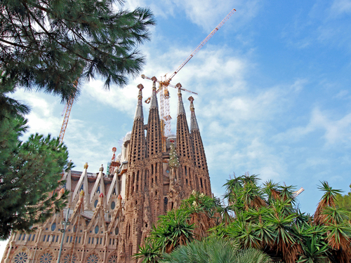 Barcelona Spain Sacred Family Cruise Excursion Reviews