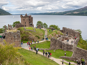 Invergordon Loch Ness, Glen Ord Whisky Distillery and Urquhart Castle Excursion