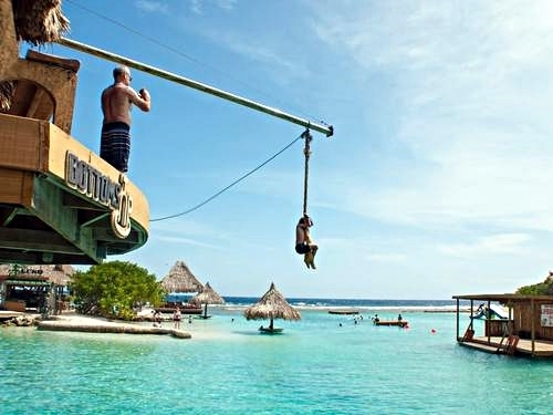 Roatan Honduras private island day pass Excursion Prices