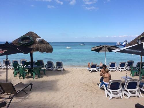 Cozumel Carlos Charlie Beach day package cruise excursion