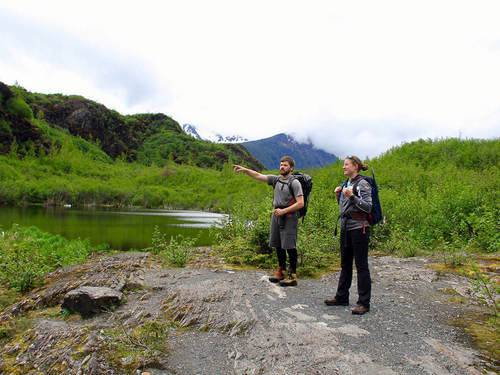 Juneau climb Shore Excursion Reservations