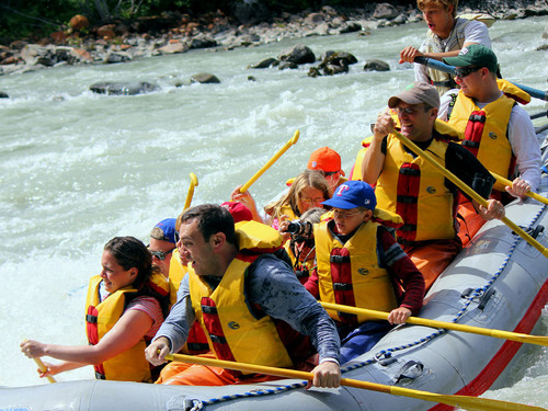 Juneau river float Sightseeing Shore Sightseeing Ship Excursion Booking
