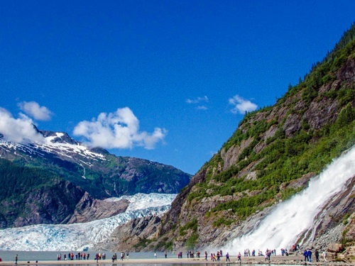 Juneau Alaska / USA fall Excursion Booking