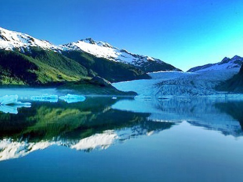 Juneau Alaska / USA calving Excursion Reviews