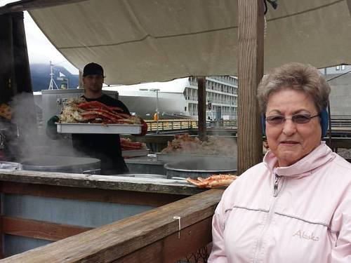 Juneau Culinary Shore Excursion Reservations