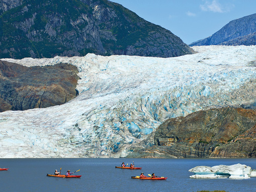 Juneau  Alaska / USA Snacks Cruise Excursion Booking