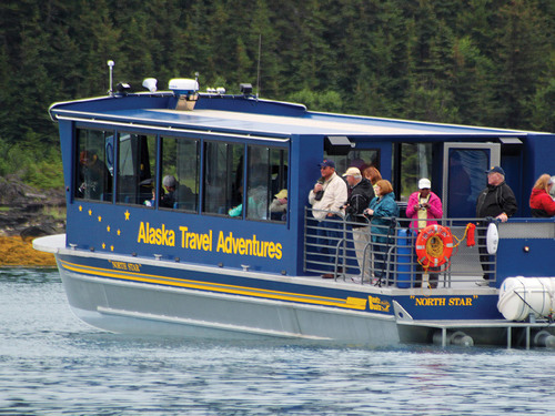 Juneau Alaska / USA Orcas Trip Booking