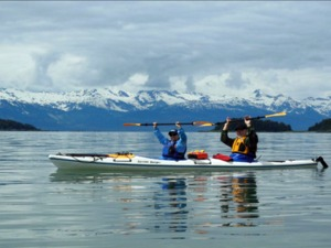 Juneau Channel Islands Kayak Excursion