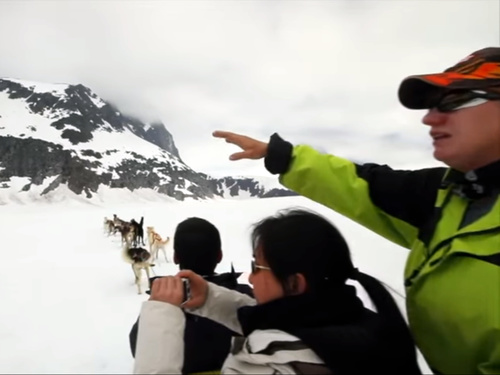 Juneau Alaska glacier walk Shore Excursion Prices