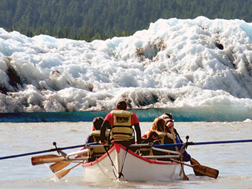 Juneau Alaska mendenhall glacier Shore Excursion Tickets
