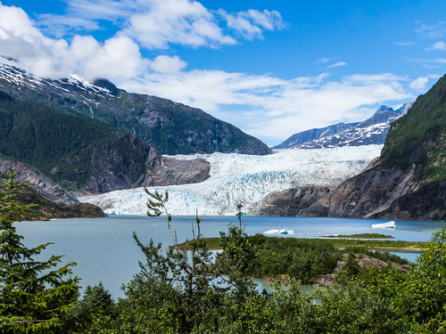Juneau Mendenhall Lake Eco Trip Prices
