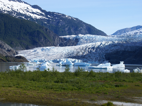 Juneau Iceberg Kayak Excursion Tickets