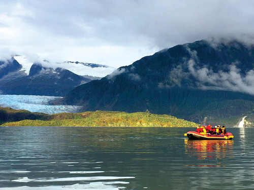 Juneau Alaska river rafting Sightseeing Excursion Cost