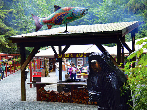 Juneau Salmon buffet Cruise Excursion Reservations