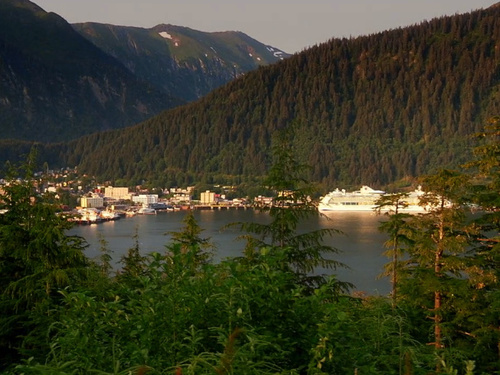 Juneau Alaska whale watching Shore Excursion Prices