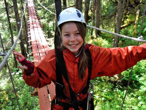 Juneau Canopy Cruise Excursion Booking
