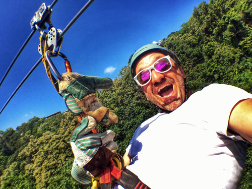 Roatan  Honduras ziplining Reviews