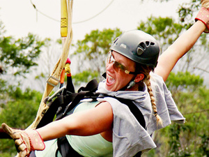 Kahului Maui Canopy Zipline Excursion
