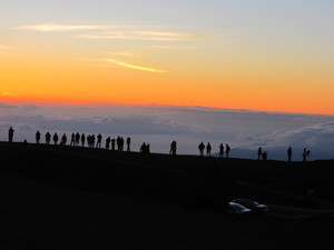 Kahului Maui Haleakala Volcano Crater Sunset Excursion