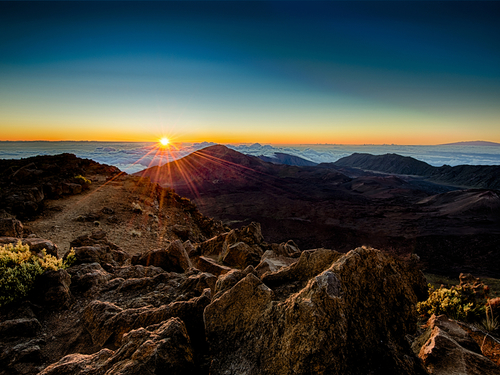 Maui Hawaii Haleakala National Park Tour Reservations