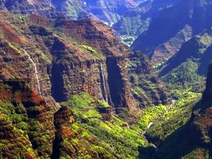 Kauai Waimea Canyon and Wailua River 2-Day Excursion