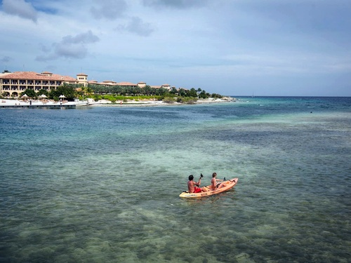 Curacao Willemstad Santa Barbara Beach Resort Cruise Excursion Booking