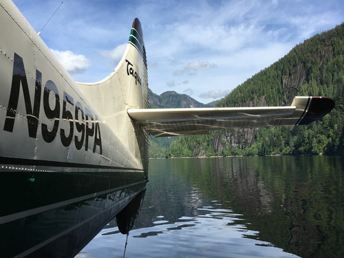 Ketchikan float plane Cruise Excursion Cost