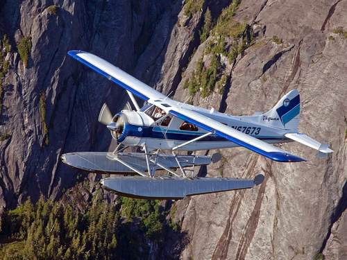 Ketchikan Alaska / USA float plane Cruise Excursion Reviews