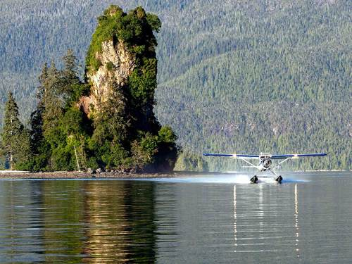 Ketchikan float plane Shore Excursion Booking