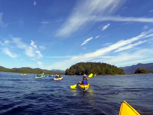 Ketchikan Eagle Islands Kayak