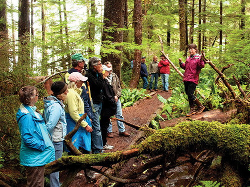 Ketchikan rugged Excursion