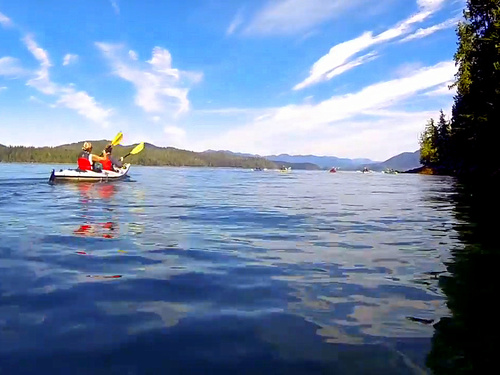 Ketchikan kayaking Excursion Prices