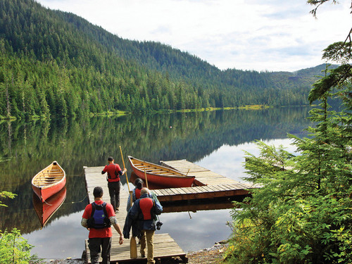 Ketchikan canoe Tour Reservations
