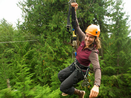 Ketchikan canopy Tour Tickets