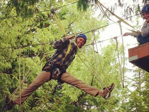 Ketchikan canopy Cruise Excursion Reservations