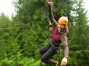 Ketchikan Zipline Adventure Park Excursion