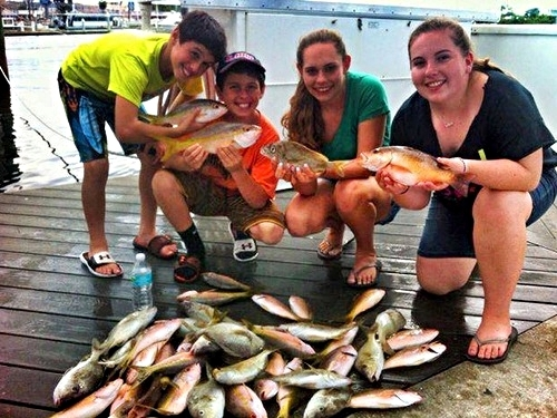 Key West deep sea fishing Trip Tickets