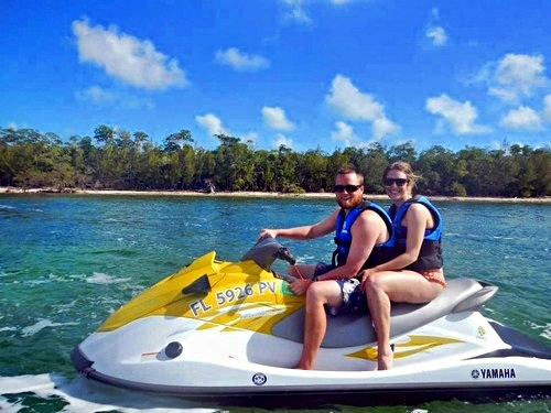 Key West jet ski Cruise Excursion Cost