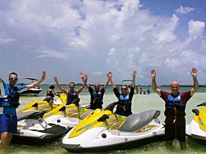 Key West Jet Ski Excursion