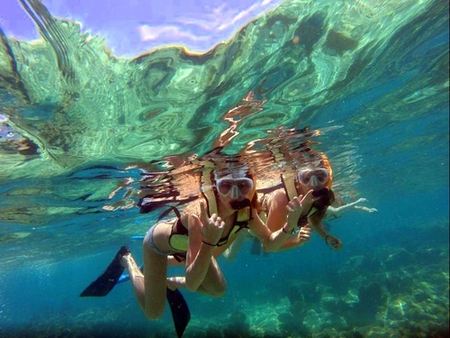 Key West sail and snorkel Shore Excursion Reservations