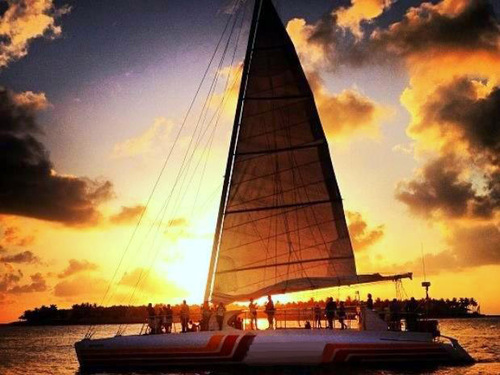 Key West Sunset Sailing Cruise Excursion Cost