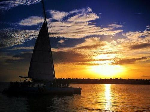 Key West Sunset Sailing Cruise Excursion Reservations