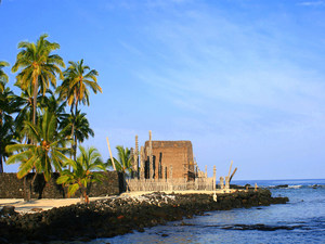Kona Historic Coast Sightseeing Excursion