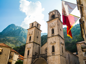 Kotor Old Town Walking Excursion