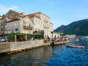 Kotor Private Njegusi and Old Town Walking Excursion