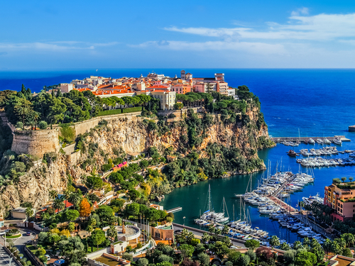 Monte Carlo french riviera Shore Excursion Prices