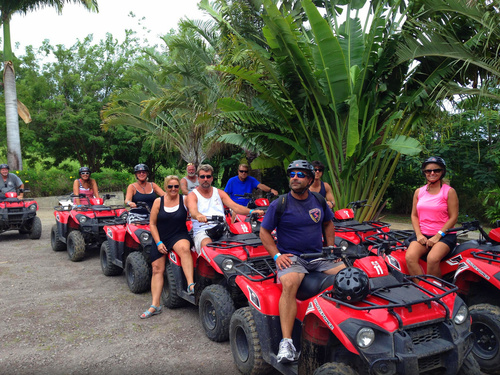 St. Kitts and Nevis ATV Cruise Excursion Tickets