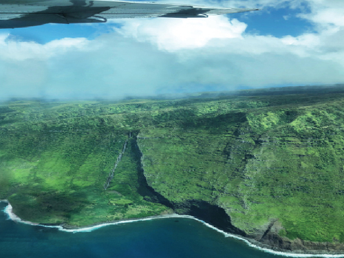 Lahaina - Maui  Hawaii / USA Pailolo Channel Flightseeing Cruise Excursion Cost